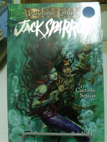jack sparrow vol 2 - o canto das sereias