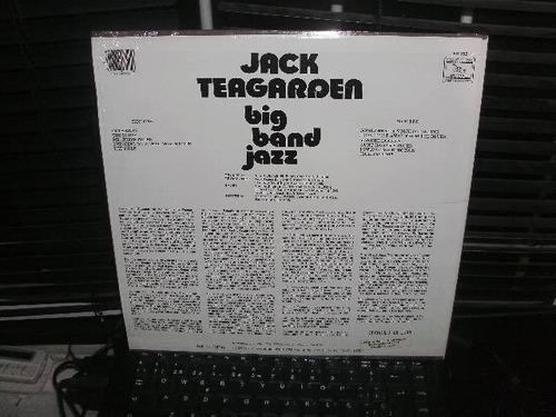 jack teagarden big band jazz lp usa vinilo trombon