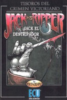 jack the ripper. jack el destripador(libro novela y narrativ