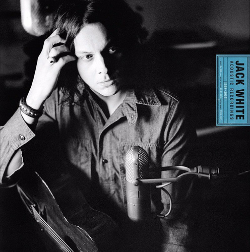 jack white - acoustic recordings (1998-2016) cd doble