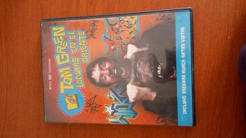 jackass 1   + tom green  locuras en el oriente en  dvd