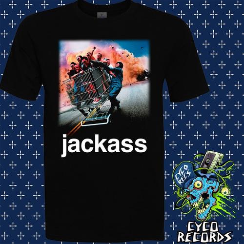 jackass - peliculas de culto - polera- cyco records