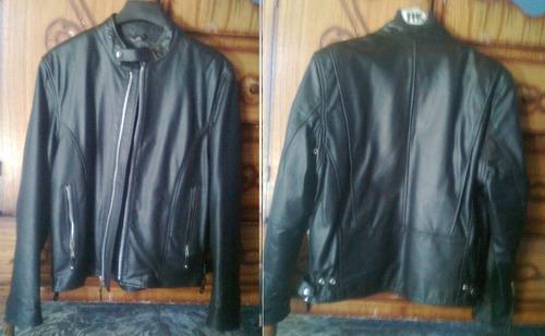 jacket de cuero para hombre