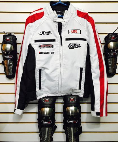 jacket motorizado