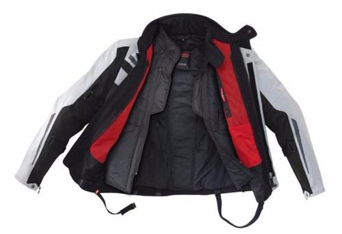 jacket para moto spidi voyager 2 h2out