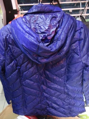 jacket sweater acolchada de mujer nueva cod6805 asch