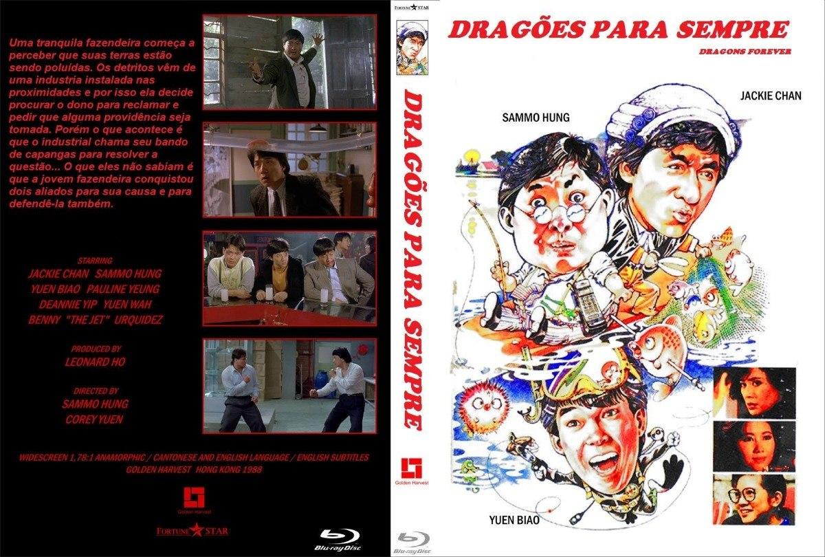 Dragões Para Sempre Simple jackie chan filmes bluray - r$ 20,00 em mercado livre