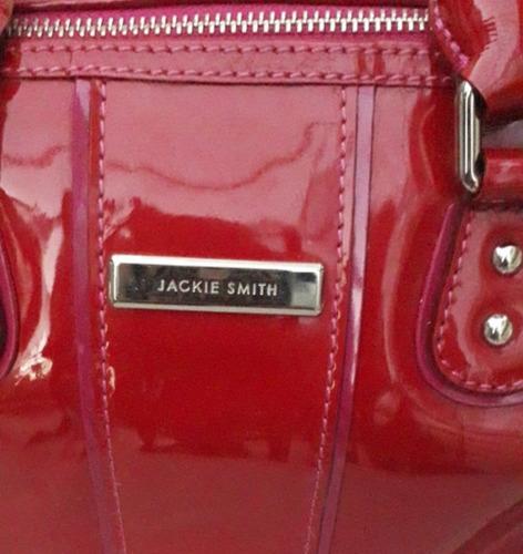 jackie smith cartera baul de mano sin detalles