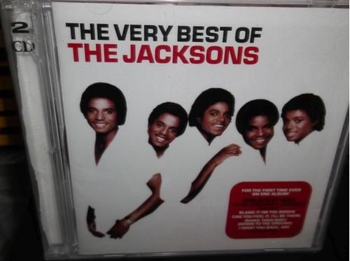 jackson 5 the very best of 2cds sellado