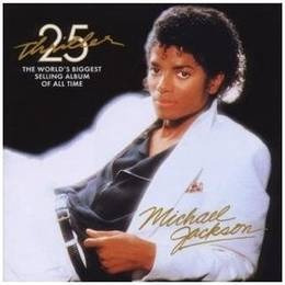 jackson michael thriller 25th anniversary cd nuevo
