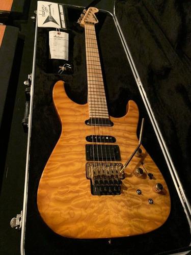 jackson phil collen firma modelo de guitarra de estados unid
