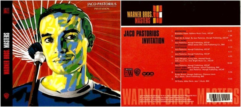 Jaco pastorius invitation cd 50950 en mercado libre cargando zoom stopboris Image collections