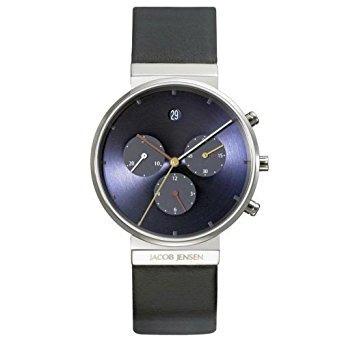jacob jensen reloj - 605 titanium sapphire chrono