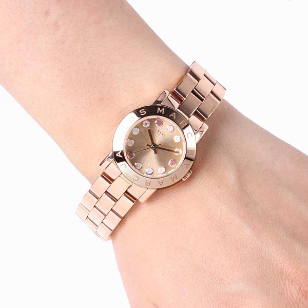 e51156644d3 Relógio Marc Jacobs Ladies Mini Rose Mbm3219 - R  1.599