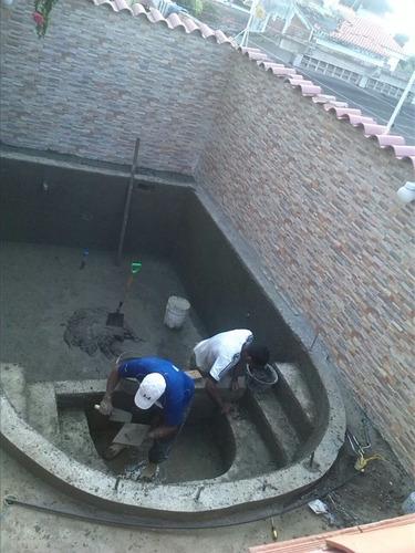jacuzzi, construccion y remodelacion