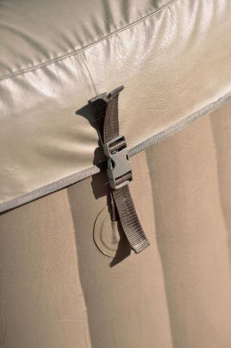 jacuzzi spa hidromasaje inflable+accesorios intex 22505/2 mm