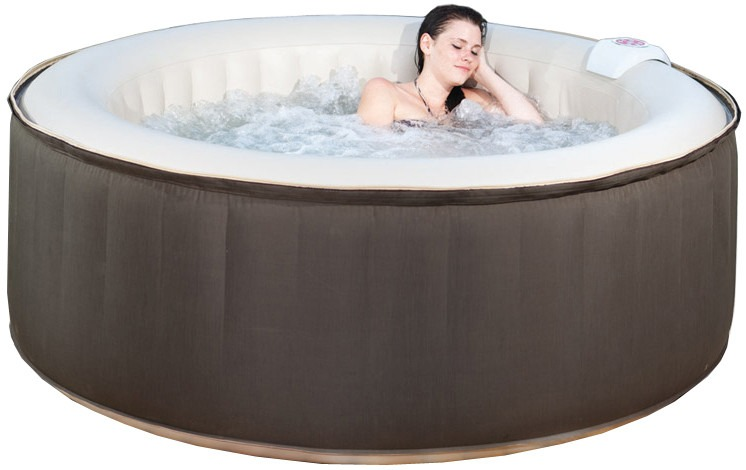 Jacuzzi Inflable Chile.Jacuzzi Spa Inflable Con Hidromasaje