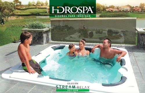 jacuzzis y spas en fibra de vidrio colombia  www.hidrospa.co