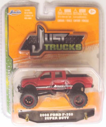 Jada, Just Trucks 2008 Ford F-350 Super Duty - $ 110.00 en Mercado Libre