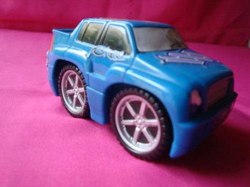 jada toy camioneta chub city coleccion de burger king 2006