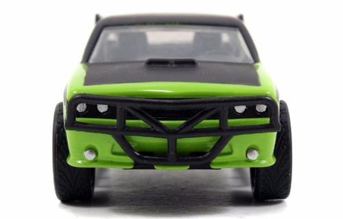 jada toys fast & furious 1:55 dodge challenger srt8