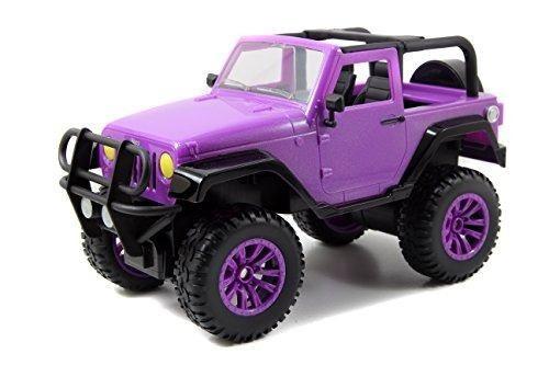 jada toys girlmazing big foot jeep r / c vehículo (1:16 es