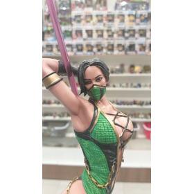 Jade Mortal Kombat 1/10 Edição Limitada Peça 407/500 M. Raro