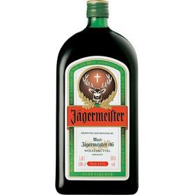 Jagermeister 1 Litro Licor De Hiervas 100% Original Garantiz