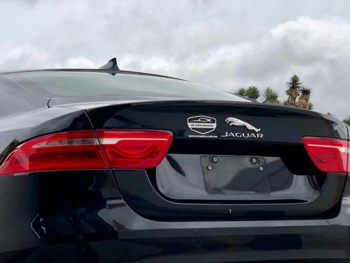 jaguar 2016 ultimate black xe pure tech 2.0 turbocargado at