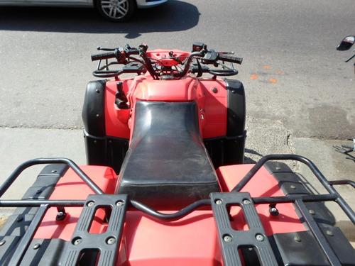 jaguar atv 250 c/ trailer motosmarch