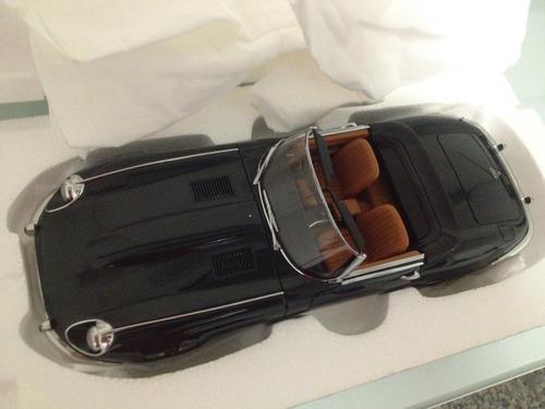 jaguar autoart 1/18. estado de novo! n cmc, gmp, kyosho lane
