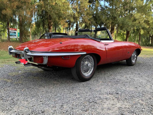 jaguar e type serie 2 1969