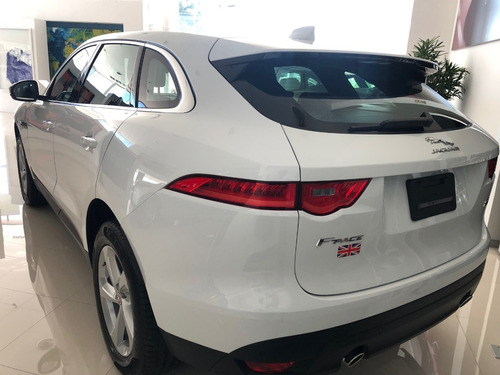 jaguar f-pace 2.0 prestige at