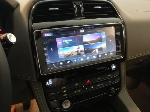 jaguar f-pace  2.0 t  r-sport at 2018