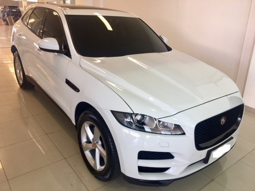 jaguar f- pace 2018/2018 prestigie diesel 0km
