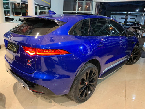 jaguar f-pace 3.0 v6 first edition supercharged 5p 2017