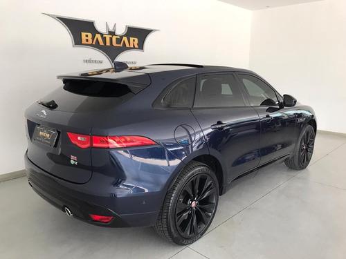jaguar f-pace 3.0 v6 supercharged r-sport awd 4p