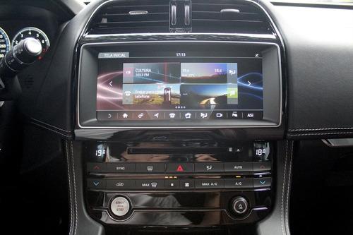 jaguar f-pace 3.0 v6 supercharged s awd 4p automático