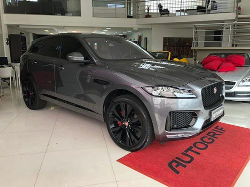 jaguar f-pace first edition 380cv 2018