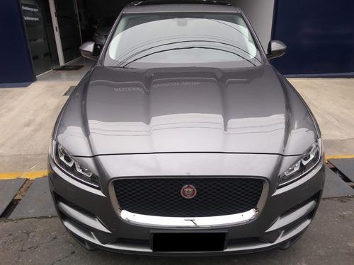 jaguar f-pace prestige 2.0d awd unica mano