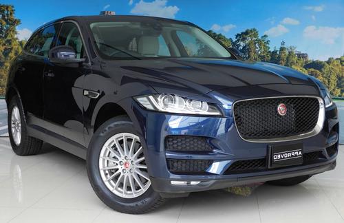 jaguar f-pace prestige 3.0lts v6 2017