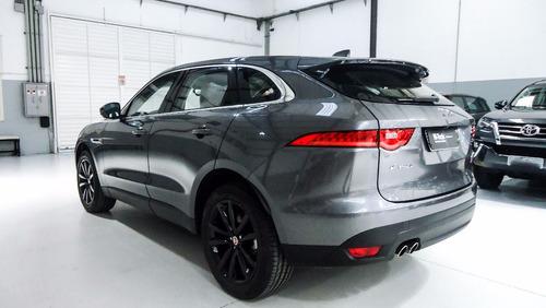 jaguar f-pace prestige blindado nível 3 a hi tech 2017