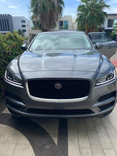 jaguar f-pace prestige sc v6 2017 gris