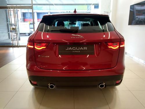 jaguar f-pace r-sport v6 3.0 340hp awd entrega inmediata