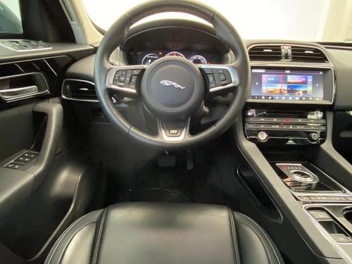 jaguar f-pace rsport 2017 blindado carbon apenas 7mil km