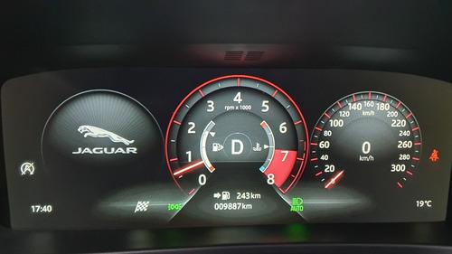 jaguar f-pace (s) 3.0l v6 turbocargado 380 hp