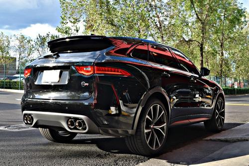 jaguar f pace svr 2019