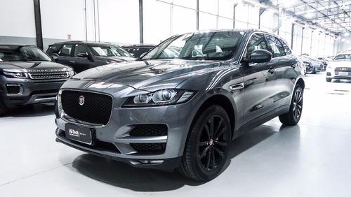 jaguar f-pace turbo prestige blindado hi tech niii-a 2017