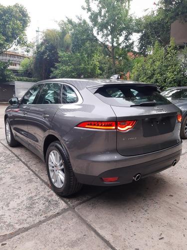 jaguar f-pace v6 3.0- my17-banco nación- oportunidad contado
