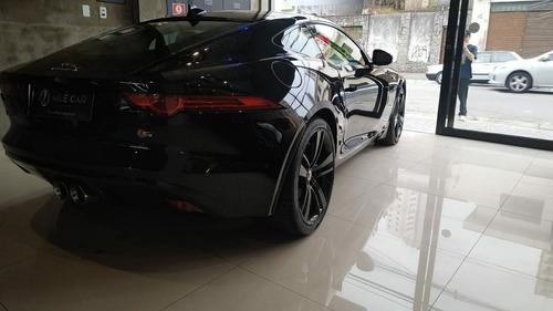 jaguar f-type 3.0 coupé s supercharged v6 24v gasolina 2p